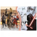 Puzzle  Trefl-13217 Star Wars