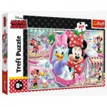 Puzzle  Trefl-13263 Minnie's Merry Day