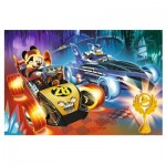 Puzzle  Trefl-14266 XXL Teile - Mickey and the Roadster Racers