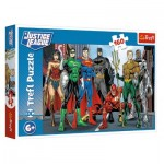 Puzzle  Trefl-15400 Justice League