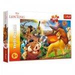 Puzzle  Trefl-16359 Disney - The Lion King