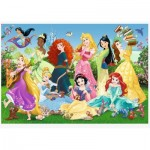 Puzzle  Trefl-16417 Disney Princess