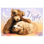 Puzzle  Trefl-17270 Good Night