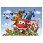 Puzzle  Trefl-17307 Super Wings