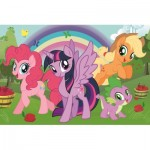 Puzzle  Trefl-17323 My Little Pony