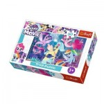 Puzzle  Trefl-18216 My Little Pony