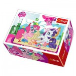 Trefl-19464 Mini Puzzle - My Little Pony