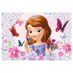 Trefl-19471 Mini Puzzle - Sofia the First