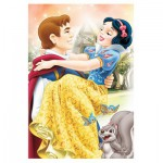 Trefl-19539 Mini Puzzle - Disney Princess