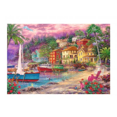 Puzzle Trefl-26158 On the Golden Shores
