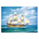 Puzzle  Trefl-37399 Sea Journey