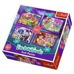 4 Puzzles - Enchantimals