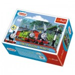 Trefl-54148-19550 Mini Puzzle - Thomas & Friends