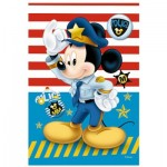 Trefl-54149-19555 Mini Puzzle - Mickey Mouse