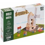 Puzzle   Build with Bricks - Die Windmühle