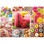 Puzzle   Candy Collage