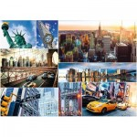 Puzzle   Collage - New York