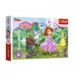 Puzzle   Disney Junior - Sofia The First