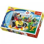 Puzzle   Disney Mickey and the Roadster Racers
