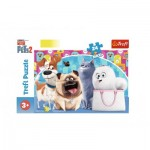 Puzzle   XXL Teile - The Secret Life of Pets 2