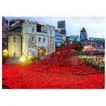 Wentworth-693605 Holzpuzzle - Tower of London Remembrance