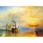 Wentworth-FR112 Holzpuzzle - Joseph Mallord William Turner - The Fighting Temeraire