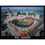 Puzzle  White-Mountain-350 St Louis Stadium