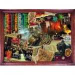 Puzzle  Winning-Moves-02466 Harry Potter - Hogwarts (TM)