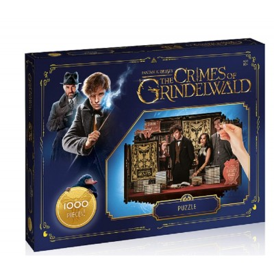 Puzzle Winning-Moves-35064 Fantastic Beasts - The Crimes of Grindelwald