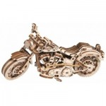 3D Holzpuzzle - Cruisre V-Twin