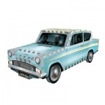 Wrebbit-3D-0202 3D Puzzle - Harry Potter - Flying Ford Anglia