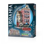 Wrebbit-3D-0501 3D Puzzle - Urbania Collection - Hotel